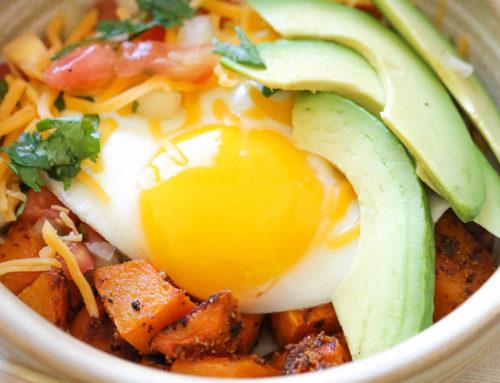 Burrito Bowl Breakfast Recipe